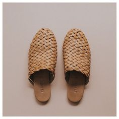 """northmagneticpole: """"Bunto Woven Loafers-ST. AGNI """""""