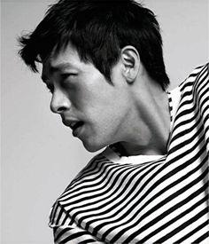 HYUN BIN IN ESQUIRE KOREA'S APRIL ISSUE