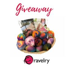 To honor National Crochet Month, I am having a giveaway! The Grand Prize is a BASKET FULL OF YARN AND BOTH OF MY BOOKS! I am also giving away FREE PATTERNS! To enter: Go to our Ravelry shop: and…