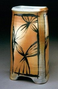 vase by Emily Murphy, contemporary potter