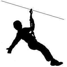 zip line clip art clipart best zip line pinterest art rh pinterest com