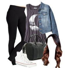 Emily Fields inspired outfit