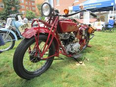 1926 Indian Scout – Indian Motocycle Day: July 21, 2013