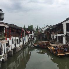 Zhujiajiao Water Town - 朱家角 — Shanghai Habits