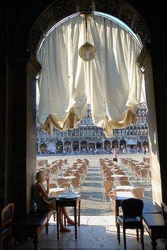 Cafe Florian,Venice,Italy