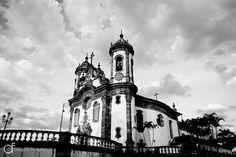 As 100 Sacras: Dia 2 - Igreja de São Francisco em São João del Rei