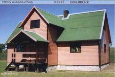 Dřevěné domy, byty, chaty, chalupy, dřevěné domy, nízkoenergetické domy, rodinné…