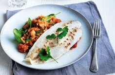 pan fried cobbler with red lentil and spinach dahl pan fried cobbler ...