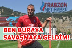 Batuhan Karadeniz'den Açıklamalar! - Trabzon Haber | Trabzon Net Haber