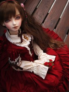 Japanese Ball Jointed Dolls   asian ball jointed doll # bjd # morning post