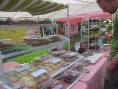 Selling Baked Goods at a Farmers' Market - Hudson Valley Food Network