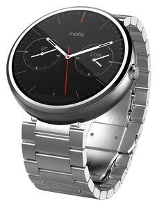 モトローラ Moto 360 Smart Watch スマートウォッチ 腕時計 Android Wear
