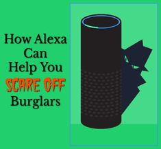 Learn how a new skill for Alexa may scare burglars away from your home. Alexa Dot, Alexa Echo, Alexa Tricks, Amazon Echo Tips, Alexa Commands, Gmail Sign, Amazon Alexa Skills, Iphone Life Hacks, Lumber Storage
