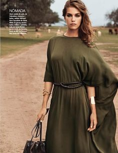 Samantha Gradoville by Alexander Neumann for Vogue Mexico November 2014