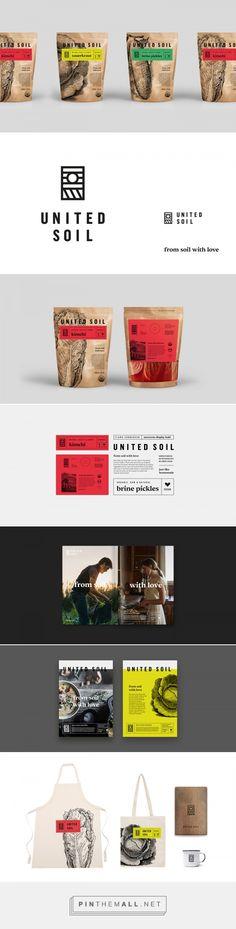 United Soil Branding and Packaging by Studio Otwarte | Fivestar Branding Agency – Design and Branding Agency & Curated Inspiration Gallery