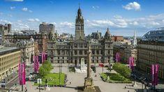 Glasgow sets target for zero fatalities or serious injury on city roads Glasgow Scotland, Scotland Travel, Glasgow City Centre, Walking Routes, City Road, Avenue Design, Space Program, City Council, Travel Information