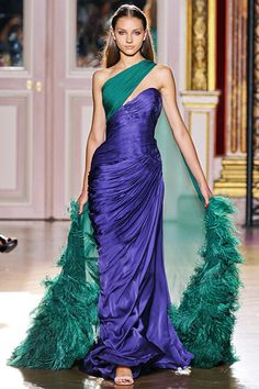 Zuhair Murad Couture — Fall 2012