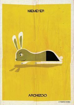 014_rabbit Art Print