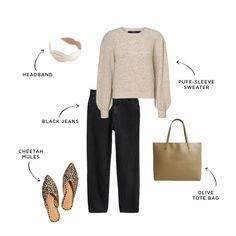 5 Ways to Style the Trendy Puff Sleeve for Fall | Fall Fashion, Mom Style, Fall, Shopping, Outfit Inspo, Outfit Ideas, Fall Outfit Inspo, Fall Outfit Ideas Autumn Winter Fashion, Fall Winter Outfits, Fall Fashion, Autumn Style, Winter Beauty, Winter Style, Sweaters And Jeans, Jeans And Boots, Cardigans