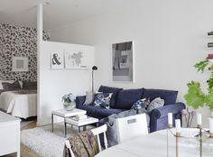 einzimmerwohnung einrichten - tolle und praktische ... - Einzimmerwohnung Wohnideen