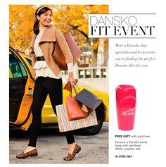 Dillard's | Dansko Fit Event