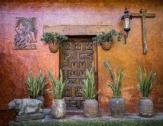 Casa Brady, Cuernavaca, Mexico.
