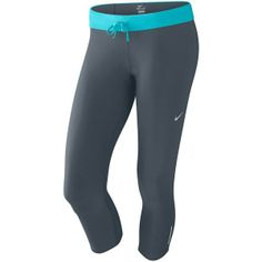 New Nike Women's Relay Running Capris Pants Tights Leggings Sz s 503474 584 Tight Leggings, Capri Leggings, Sporty Outfits, Cute Outfits, Sporty Clothes, Nike Fashion, Weekend Wear, Nike Pants