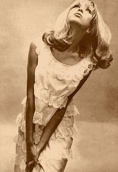 Taking inspiration from Patti Boyd. So many amazing songs written for/about her. She has to be amazing, right?