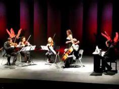 Concierto SantiagoArte - 2012 Musicos Profesionales Matrimonios y Eventos  Piano, Cuarteto de Cuerdas, Soprano