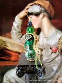 Tears Potion Bottle (Not necessarily Harry Potter, but magic, nonetheless.)