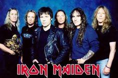 16.  Iron Maiden