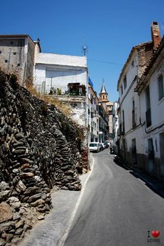 Calle de Órgiva Street View, Street