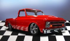 custom cars and trucks | Custom 1970 Chevrolet C-10 Pickup Truck