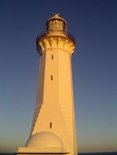 The Green Cape Lighthouse