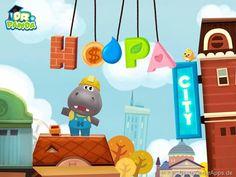 Hoopa City - Dr. Panda Apps für Kinder (3)