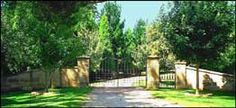 At Authentic Gates, we manufacturer gates from steel, wrought iron and timber. With over 10 years in the industry we are the best choice for your entrance solutions. Timber Gates, Custom Gates, Wrought Iron Gates, Iron Work, Entrance Gates, Gate Design, Contemporary Design, Security Gates, This Is Us