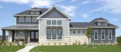 Dreamscape Homebuilders Jimmy Plan Building A House, House Plans, Exterior, How To Plan, Mansions, House Styles, Ideas, Home Decor, Blueprints For Homes