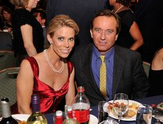 Congratulations, Cheryl Hines and Robert F. Kennedy Jr.! The two tied the knot at his family's beach-front Cape Cod compound.