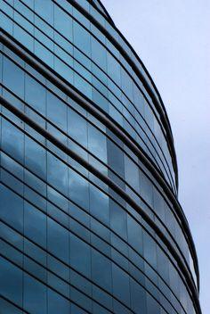 Glass building by Claude Charbonneau on 500px