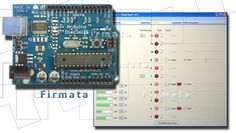 How to communicate using Arduino and Firmata protocol