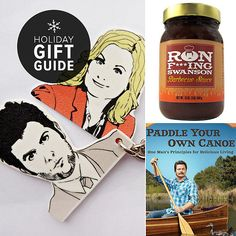 Treat Yo Self With These Gifts For Parks and Recreation Fans