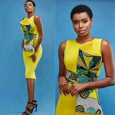 Ankara Dress/ African Clothing/ Ankara Print/ Ankara Sleeveless Dress