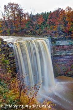 Lower Balls Falls, Jordan, Ontario, Canada shared by Craig Brown