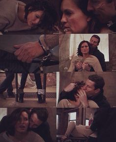 Mariska deserves an Emmy this year. Incredible acting.