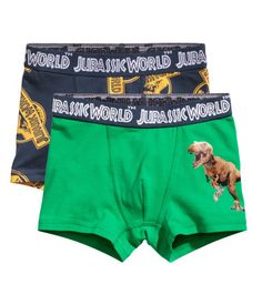 Boxers Jurassic World | H&M CA 13$
