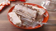 Kit Kat Ice Cream Cake  - Delish.com