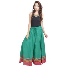 Indian Skirts at Mirraw.com