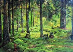 Deadwood - Ivan Shishkin