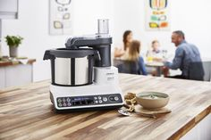robot cuiseur tout en 1 kCook Multi CCL405WH Kenwood France