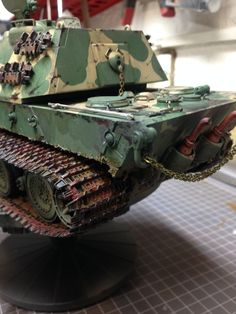 Tony B, Model Tanks, Armored Fighting Vehicle, Military Modelling, Military Diorama, Ww2 Tanks, Figure Model, Paint Schemes, Hobbies And Crafts